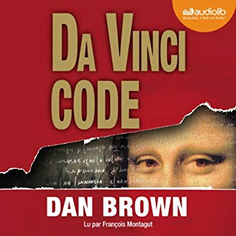 Livre audio Da Vinci Code