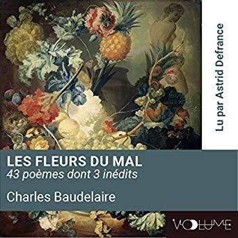 Livre audio Les fleurs du mal