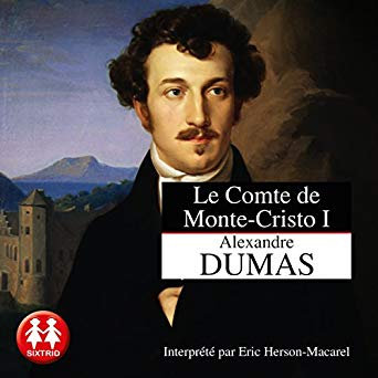 Livre audio Le comte de Monte-Cristo