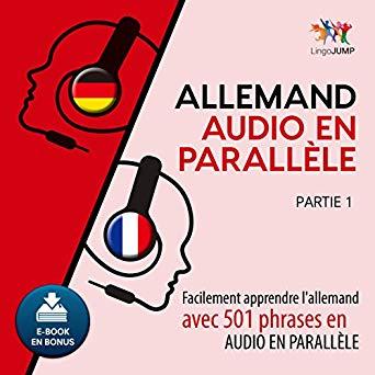 Comment apprendre l'allemand avec un livre audio ?