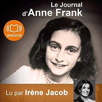 Livre audio Le journal d'Anne Frank